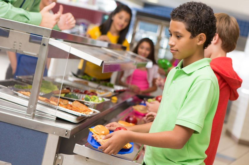 Would Kids Eat More Veggies If They Had Recess Before Lunch?