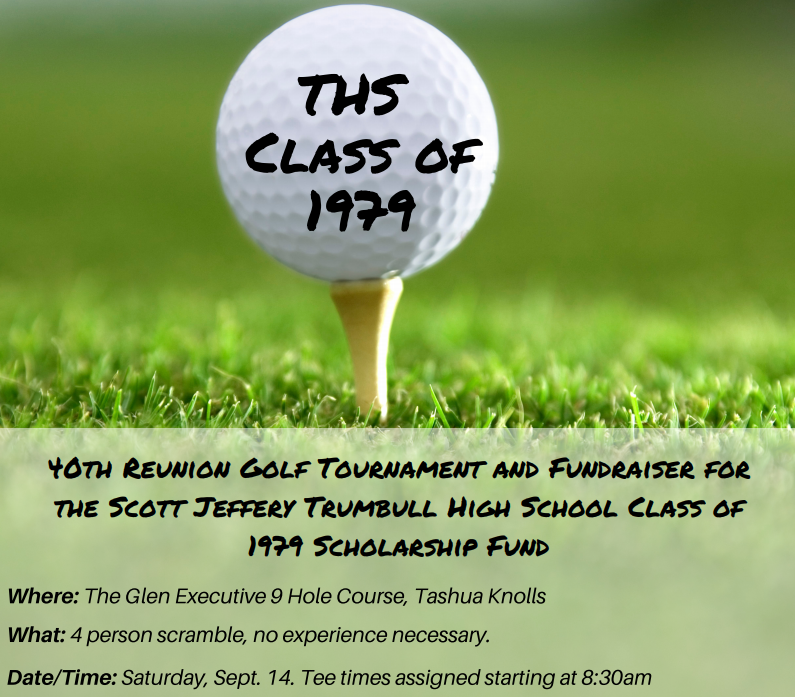 Class of 79 Golf Tournament